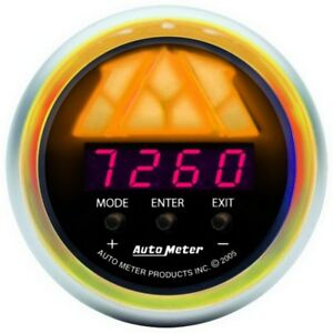 Auto Meter Sport comp 52mm 0 15k Rpm Dig Pro Shift System Shift Light Level 1