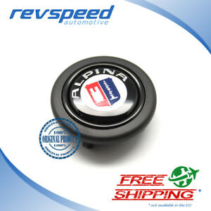 Alpina Bmw Genuine Horn Button By Momo For Alpina And Momo Steering Wheels