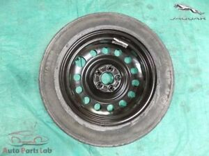 Spare Compact Wheel And Tire Assembly 17 Jaguar S type 2003 03 2004 04