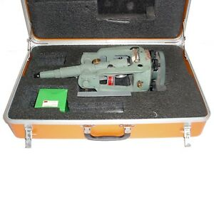 K e Keuffel Esser 71 1010 Paragon Metrological Alignment Jig Transit W case