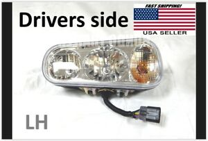Buyers Replacement Universal Halogen Snow Plow Light L Driver Side 1311100l 0