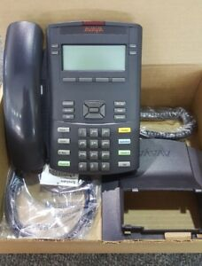 Nortel Avaya 1220 Ip Display Phone Ntys19 Refurbished