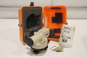 Pentax Automatic Level Al 6b 22x S n 549529 W Travel Protective Case