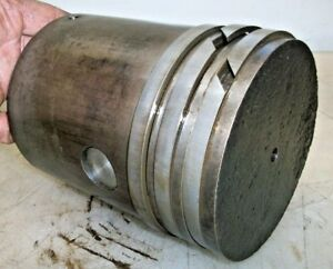 Piston For 5hp Or 6hp Hercules Economy Hit And Miss Gas Engine Very Nice