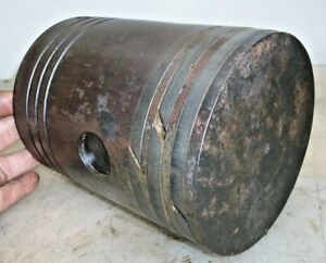 Piston For 7hp Or 8hp Hercules Economy Hit And Miss Gas Engine Very Nice