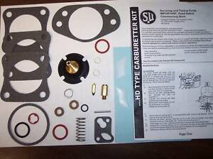 Jaguar Xk150 Xk150s Xke 3 8 4 2 W Hd8 Carb 2 Inch Kit