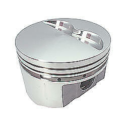 Srp Bbc Flat Top Piston Set 4 375 Bore 6cc