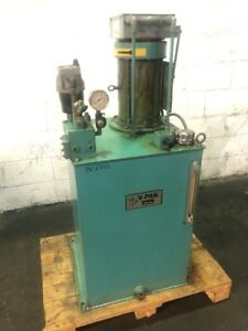 Parker 15hp Hydraulic Pump