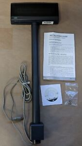 Logic Controls Ld9900 Customer Pole Display Usb Gray 2 Lines Ld9900tup gy used
