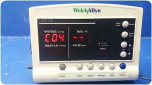 Welch Allyn Protocol Systems 52000 Series Quick Signs Vital Signs Monitor 28