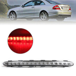 Third Tail Brake Led Light Stop Lamp Clear Fits Mercedes Benz Clk W209 02 2009 E
