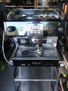 Rosito Bisani Brasilia Commerical Espresso Machine Works Great Pick Up Only