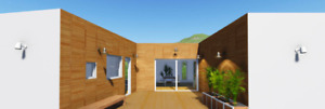 Prefab House Kit Sip Panel Frame House Kit France 200 M2