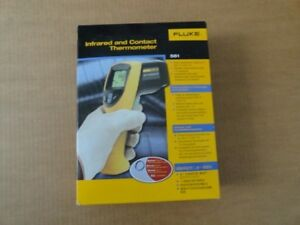 Fluke 561 Pro Infrared Thermometer new In Box