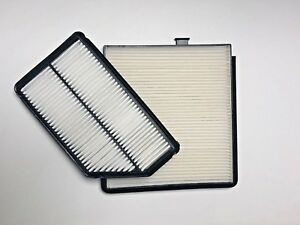 Combo Cabin And Engine Air Filter For Acura Mdx 01 06 Honda Pilot 03 08