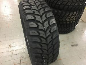 5 Lt 35x12 50 22 Crosswind Mt Tires 35 12 50 22 1250r22 Mud 10 Ply