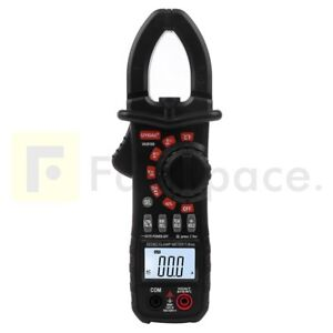 Digital Clamp Meter Testing Ac Dc Voltage Current 600v 600a 3 3 4 Lcd Display