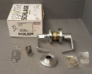 Schlage Nd53bd Rho 626 Grade 1 Commercial Entry Leverset Lock Best Ic
