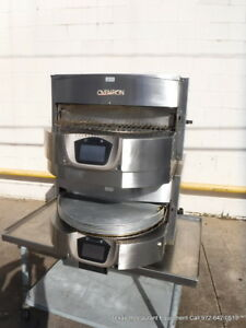 Ovation M360 12 Electric Impinger Double Pizza Oven