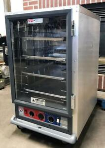 Metro C15 cfc 4 Bakery Equipment Half Size Heated Warming Proofing Cabinet