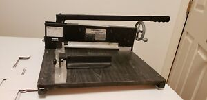Nice Martin Yale 7000e Heavy Duty Commercial Cutter Stack Paper Card Stock