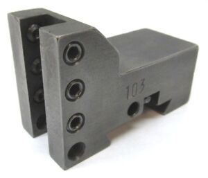 Kdk 103 Extension Turning Bar Combination Quick change Holder 12 To 16