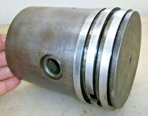 4 1 2 Piston For A 3hp Fairbanks Morse Z Old Gas Engine