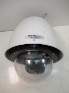 Cohu Helios Hd Hd25 1000 Commercial Grade Dome Security Camera 30x Zoom 3920hd