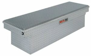 Delta Consolidated Inds Pac1580000 Truck Tool Box Aluminum Full Size