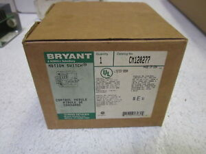 Bryant Cm120277 Motion Switch new In Box