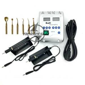Sjk Dental Lab Electric Wax Knife Waxer Carving Pen Pencil Carver W 6 Tips New