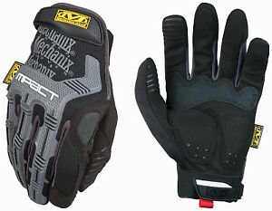 Mechanix Wear Inc Med Mens M pact Glove Mpt 58 010