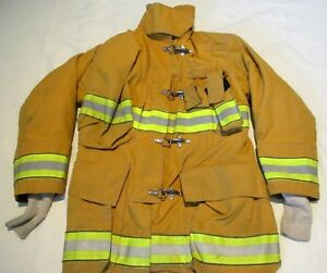 Globe Gx 7 Firefighter Turnout Jacket Size 38