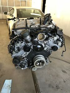Land Rover Range Rover 2010 2012 Supercharged Motor Engine 5 0