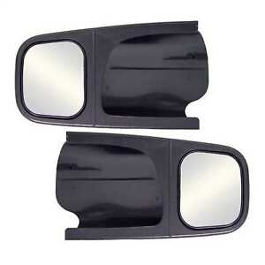 Cipa Clip on Towing Extension Mirror Set Fits Ford F250 F350 1997 2008 11900