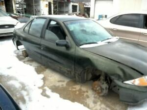 Seat Belt Front Bucket Sedan Passenger Retractor Fits 00 Cavalier 632325