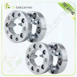 4pcs 1 25 5x4 75 To 5x4 5 Wheel Spacers Adapter For Toyota Sienna 2003 2011