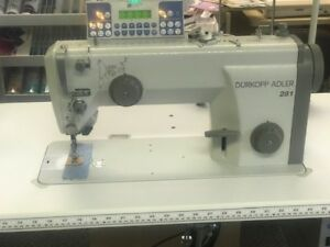 Durkopp Adler 281 High Speed Straight Stitch Industrial Sewing Machine