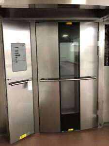 Rack Oven Baxter Ov500g2 double Rack Gas Late Model Very Good Condition