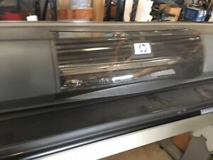 Hp Designjet 5500ps 60 Printer Color Uv Inkjet Plotter