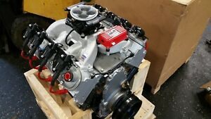 Chevy Ls Crate Engine 6 0l Ls2 Ls1 Ls3 Lsx 570 Hp Turn Key Rect Port Heads