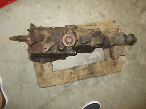 Ford Overdrive Transmission 3 Speed 1950 S 50 51 52 53