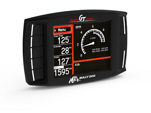 Bully Dog Gt Platinum Gas Gauge Tuner 40417 Chevy Gmc Cadillac Ford Lincoln Gm