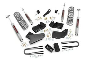 1983 1997 Ford Ranger 4wd 4 Rough Country Suspension Lift Kit 43030