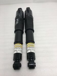 Tahoe Yukon Escalade Air Shock Absorber Rear 23276087 2015 2016 2017 2 Pair