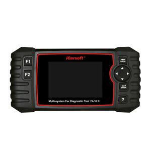 Icarsoft Jp V2 0 Obd2 Diagnostic Fault Code Reset Scan Tool Suitable For Toyota