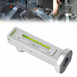 New Magnetic Gauge Tool Fit Car Truck Camber Castor Strut Wheel Alignment Stock