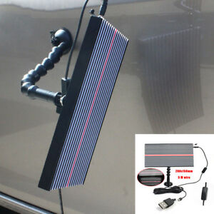 Car Body Paintless Dent Repair Led Light Panel Board Hail Removal Accessories 5v