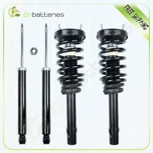 Front Complete Struts Rear Shock Absorber Bundle For 2006 2010 Hyundai Sonata