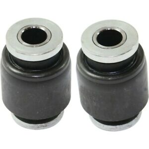New Set Of 2 Control Arm Bushings Rear Upper For Ford Expedition 6l1z5a838a Pair